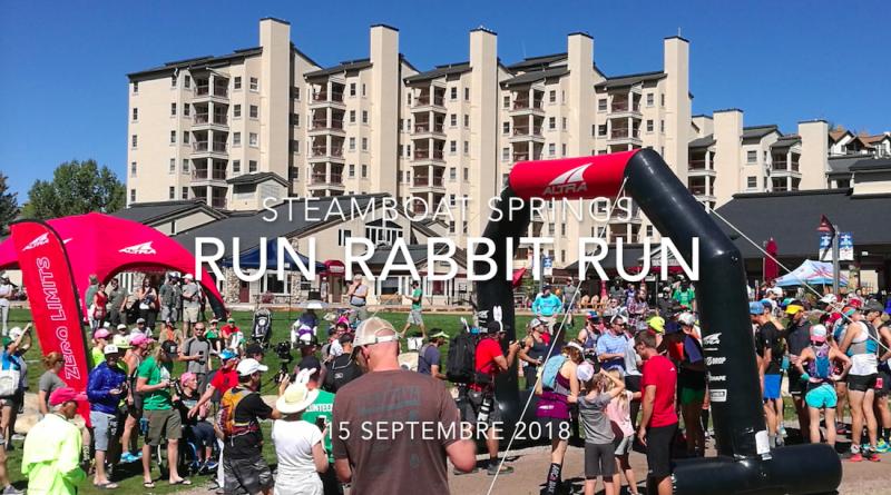 Run Rabbit Run : La course