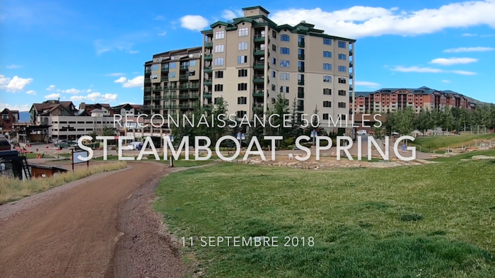 Reconnaissance Steamboat Spring